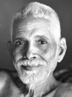 Ramana Maharshi enlightenment eyes